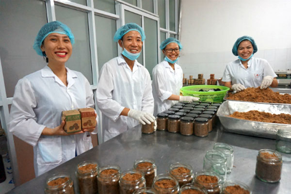 Start-up plans to bring mushroom products to the world