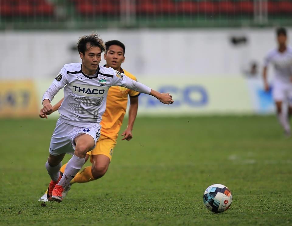 Hà Nội FC,B.Bình Dương,V-League