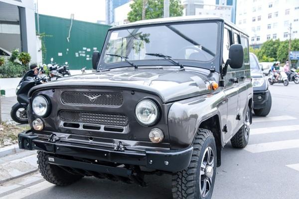 Lận đận số phận ô tô Nga tại thị trường Việt Nam