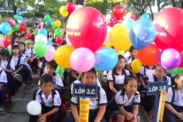 VN students show their environmental awareness