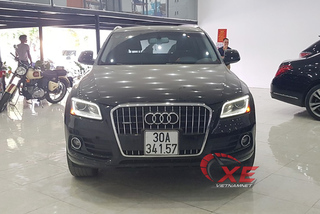 Tranh cãi bán Audi Q5 nghi tai nạn, chủ showroom xuống nước trả tiền cọc