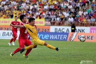 Chơi hơn người, SLNA khiến Viettel FC khóc hận