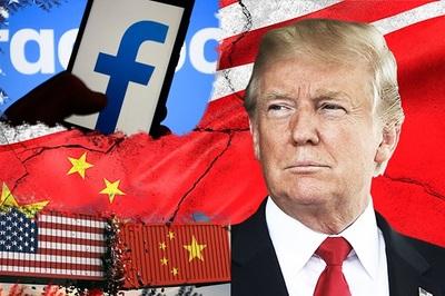 Mỹ giáng đòn trừng phạt iPhone sản xuất tại TQ, Facebook nhận tin xấu