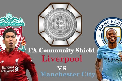 Xem trực tiếp Siêu cúp Anh Man City vs Liverpool ở kênh nào?