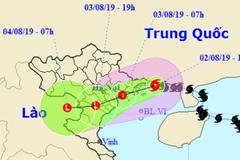 Bão số 3 giảm cấp, đi men vùng bờ biển Quảng Ninh-Hải Phòng