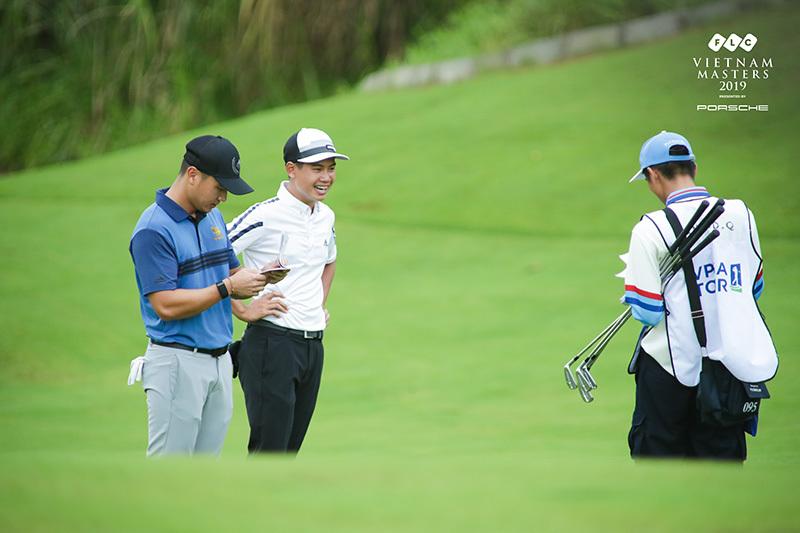 Golfer 14 tuổi gây sốt ở giải FLC Vietnam Masters 2019