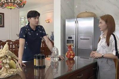 'Về nhà đi con' tập 80, Thư quay lại nhà Vũ để chất vấn lý do ly dị
