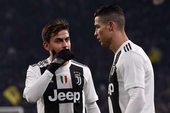 MU xong Dybala nhờ câu nói Ronaldo, Solskjaer xử 2 ông kễnh