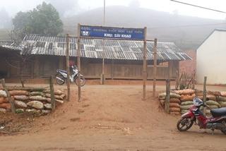 Ảnh hưởng bão số 3, trưởng bản ở Thanh Hóa bị chết do sạt lở đất