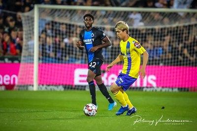 Video màn trình diễn của Công Phượng ở trận đấu với Club Brugge