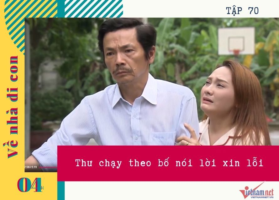 Những phân cảnh khóc hết nước mắt của Bảo Thanh trong 'Về nhà đi con'