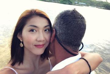 Ngọc Quyên hạnh phúc bên bạn trai mới sau 1 năm ly hôn ồn ào