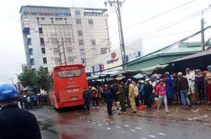 tai nạn giao thông,Gia Lai,tai nạn xe khách