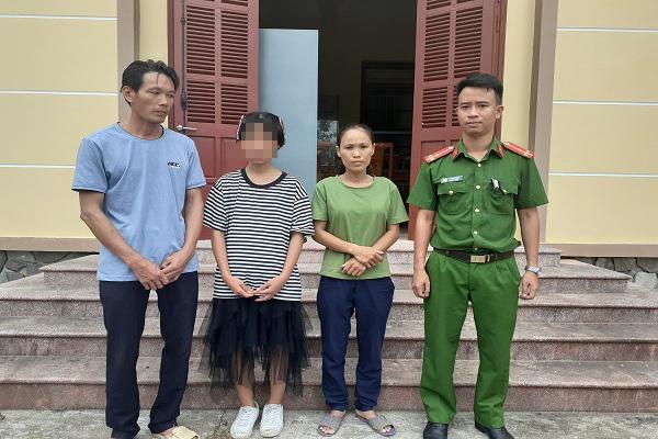 Nữ sinh Hà Tĩnh mất tích, công an tìm thấy trên phố đi bộ ở Hà Nội sau 1 tháng
