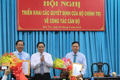 Ông Phan Văn Mãi làm Bí thư Tỉnh uỷ Bến Tre
