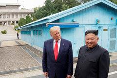 Ông Trump bất ngờ khen nức nở Kim Jong Un