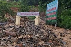 Lũ quét cuồn cuộn, 1 người bị cuốn trôi, 14 người mất tích ở Thanh Hóa