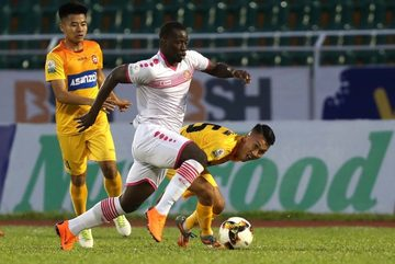 Vòng 19 V-League: Hải Phòng trắng tay giây cuối, Thanh Hóa thua thảm