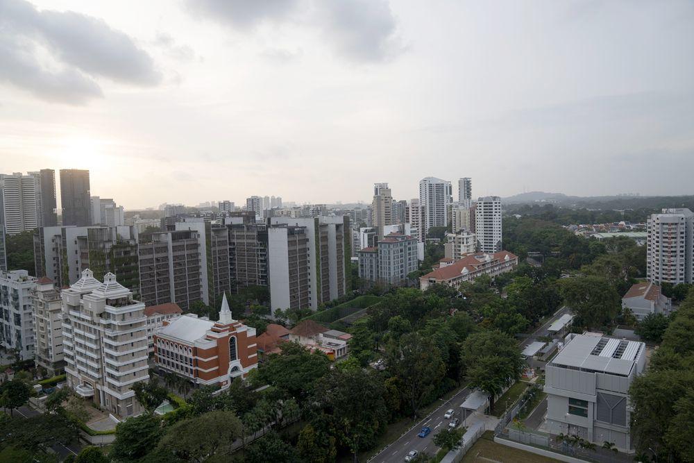 Singapore,Thuế bất động sản,Rich kid,Căn hộ hạng sang