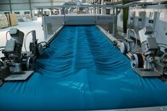 Điểm nghẽn lớn của ngành dệt may là khâu nhuộm hoàn tất