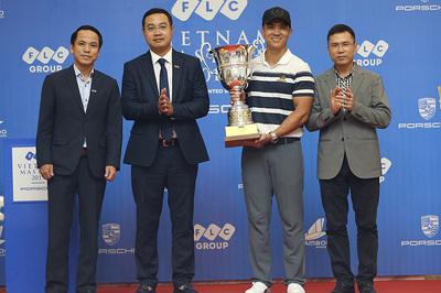 Trần Lê Duy Nhất vô địch FLC Vietnam Masters 2019 siêu kịch tính