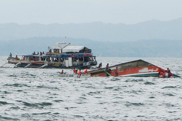 Liên tiếp chìm phà chở khách ở Philippines, thương vong vô số