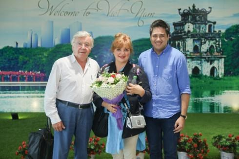 Renowned Russian violinist serves as judge for int'l music contest in Vietnam