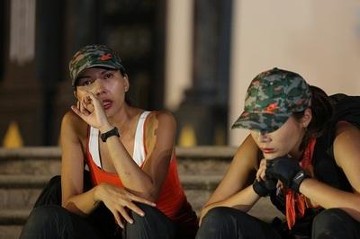 Kỳ Duyên khiến Minh Triệu ức phát khóc, đội Cam bị loại khỏi Cuộc đua kỳ thú