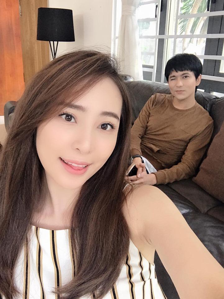 Tăng Thanh Hà khoe ảnh hạnh phúc bên chồng đại gia