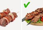 9 sai lầm khiến bạn làm món thịt xiên nướng không bao giờ ngon nổi