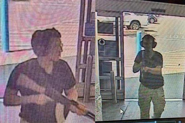 Lộ diện nghi phạm xả súng thảm sát ở El Paso