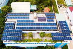 Bỏ 123 triệu lắp điện mặt trời ở Sài Gòn, thừa bán lại cho EVN