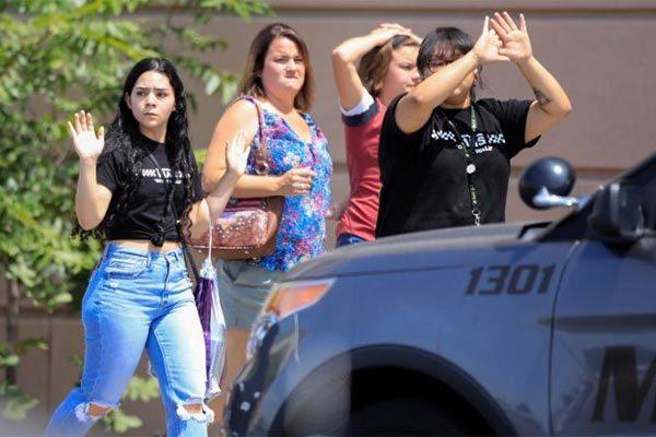 Mỹ,thảm sát,xả súng,xả súng El Paso