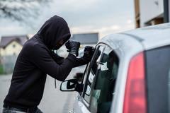 Những mẫu ôtô hay bị trộm dòm ngó