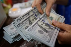 Tỷ giá ngoại tệ ngày 28/10, USD tăng, bảng Anh giảm