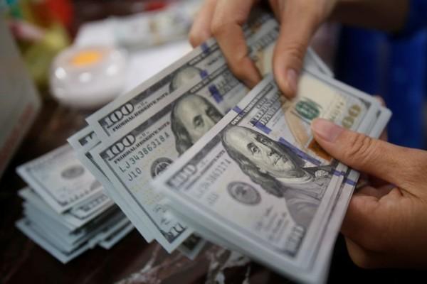 Tỷ giá ngoại tệ ngày 22/2, USD tăng mạnh