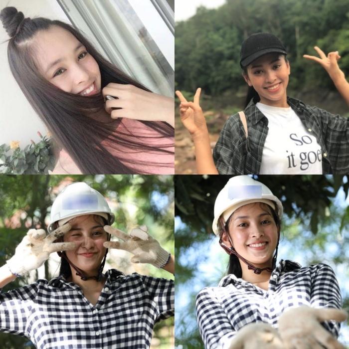 So mặt mộc đời thường của các hoa hậu Việt Nam