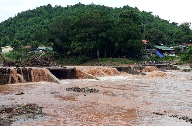 mưa lũ,sạt lở đất,lũ cuốn,Điện Biên