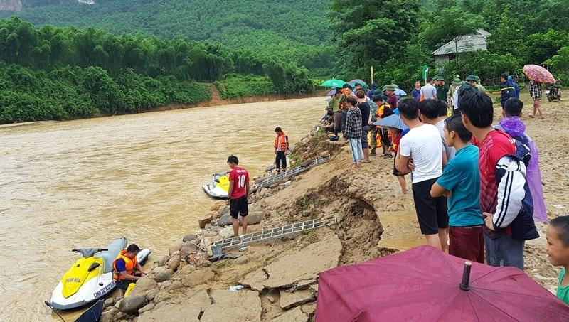 Thanh Hóa,bão số 3,lũ lụt,lũ quét