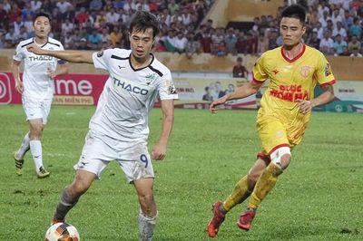 BXH V-League 2019 mới nhất: HAGL hưởng từ Quảng Nam