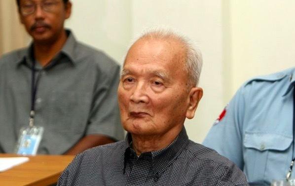 Cựu thủ lĩnh Khmer Đỏ Nuon Chea qua đời