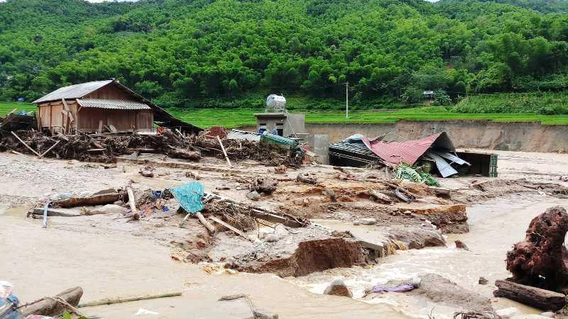 Huyện Viêng Xay, Lào đề nghị Thanh Hóa tìm giúp 7 người mất tích