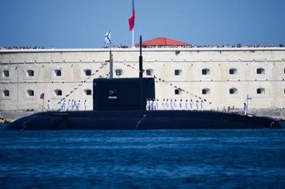 Tàu ngầm chạy siêu êm của Nga khiến đối thủ khiếp sợ
