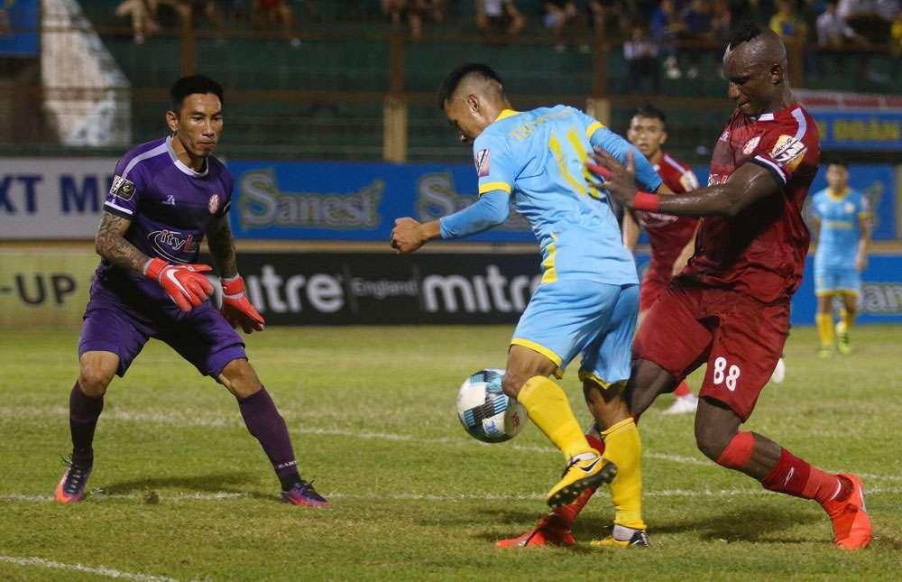 V-League,HAGL,CLB Hà Nội,CLB TPHCM