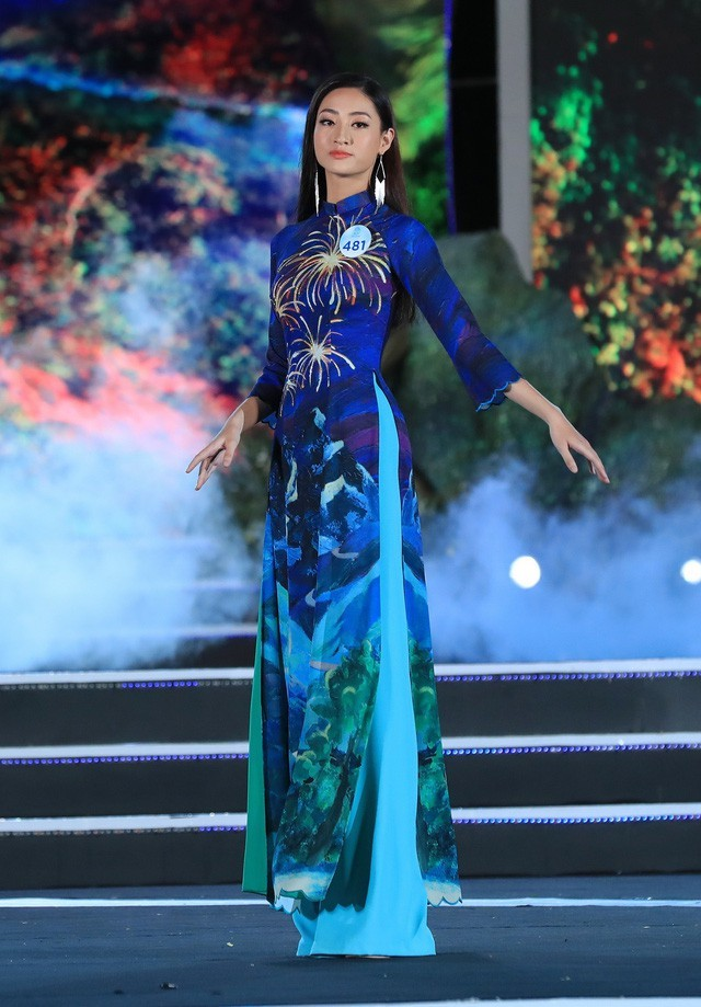 Thuy Linh crowned Miss World Vietnam 2019