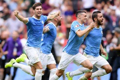 Video bàn thắng Liverpool 1-1 Man City (pen 4-5)