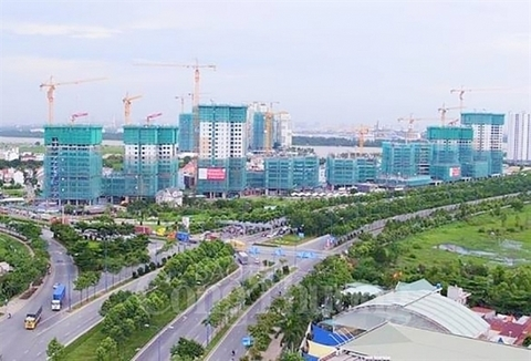 VN estate market expected positive growth in year-end months