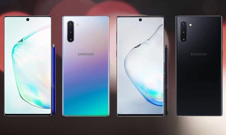 Galaxy Note10,Galaxy Note10+,Điện thoại Samsung,Smartphone