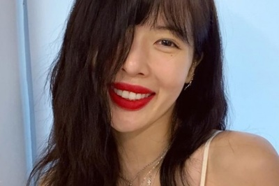 HyunA ngày càng lạ lẫm với đôi môi sưng phồng