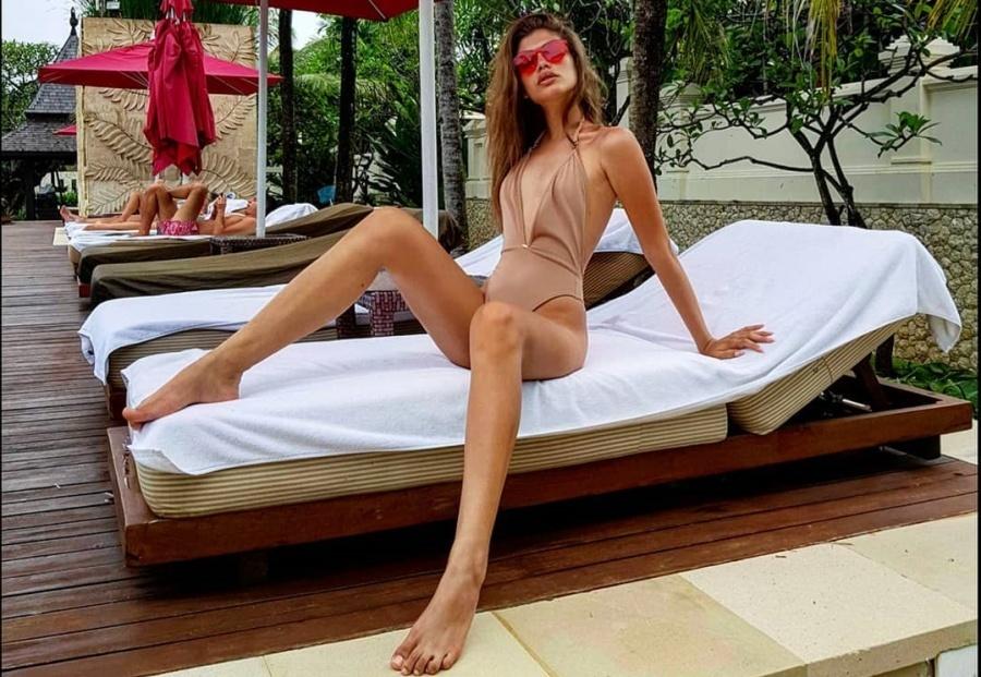 'Thiên thần nội y' chuyển giới đầu tiên của Victoria's Secret